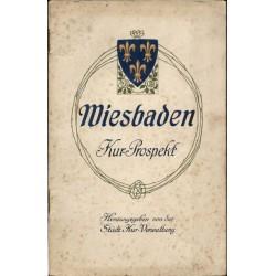 Wiesbaden - Kur Prospekt (1907), ebook