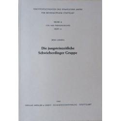 J. Lüning, Die jungsteinzeitliche Schwieberdinger Gruppe (1969)