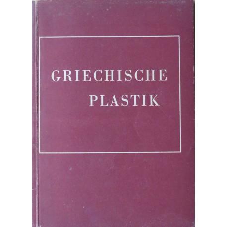 C. Weickert, Griechische Plastik (1946)