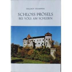 H. Stampfer, Schloss Prösels bei Völs am Schlern (1982)