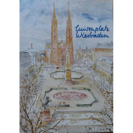 E. Emig, D. Knop und H. Steinbach (Hrsg.), Der Luisenplatz in Wiesbaden. Entstehung - Entwicklung - Neugestaltung (1985)