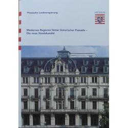 Modernes Regieren hinter historischer Fassade - Die neue Staatskanzlei (o.J.)