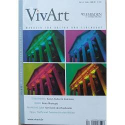 VivArt, Magazin für Kultur und Lebensart, Heft 16, Winter 2008/09