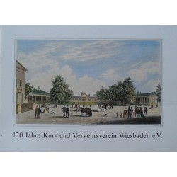 120 Jahre Kur- und Verkehrsverein Wiesbaden e.V. 1862-1982
