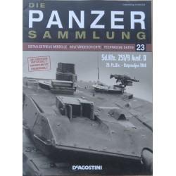 Die Panzersammlung 23, 2010