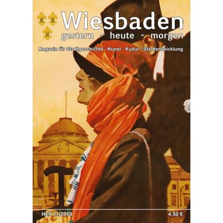 Wiesbaden. Gestern, Heute, Morgen. Heft 11/2019 - ebook (pdf)